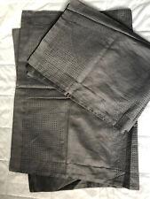 Next Grey Pillow Cases 50x75