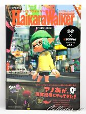 3 - 7 Days JP | Splatoon 2 Haikara Walker Art Book