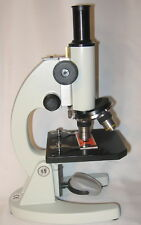40X-500X compound student biological microscope New