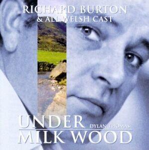 Richard Burton - Under Milk Wood [CD]