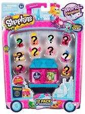Shopkins 12 Pack - Series 8 Americas - (Randomly Picked & Sent) - (BNIB) - B