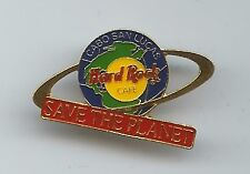 Hard Rock Pin Cabo San Lucas Save the Planet