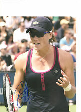 SEXY Sam Samantha Stosur  Signed 8x10 Photo Autographed Auto C