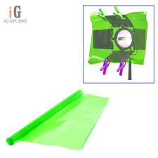 Color Gel Filter (Green) paper 80cm x 100cm for Studio Video Light