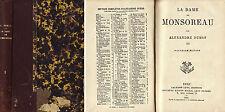 La Dame de Monsoreau T3 - Alexandre Dumas - Eds. Calmann Levy - 1891