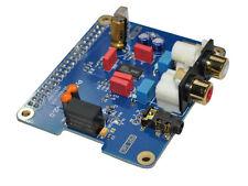 HiFi DAC,Raspberry Pi B+2B/3B ,Soundkarte,Infrarot Fernbedienung,Volumio Steuern