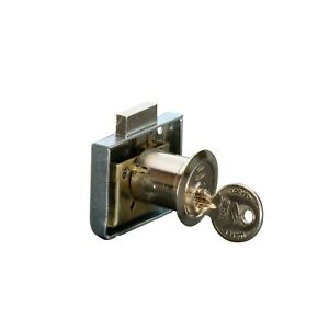 Cabinet Drawer Locker or Desk Keyed Lock