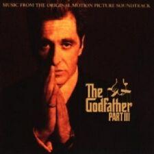 NINO ROTA/OST - THE GODFATHER PART III  CD 17 TRACKS SOUNDTRACK / FILMMUSIK NEW