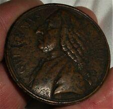 New listing Rare 1766 William Pitt Stamp Act Success To America Medal Rare And Original vafo