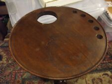 RARE - A LOVELY QUALITY OLD LACE MAKERS TABLE/STAND