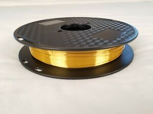 Silk Gold PLA 1.75mm 500g 3D Printing Filament Silk Shiny Feeling