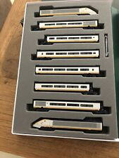KATO N gauge Eurostar basic 8-Car Set 10-1295 model railroad train