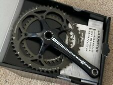 Campagnolo Athena 11 velocidad de aleación de pedalier 53/39 172.5mm Negro
