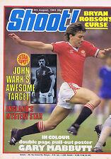 GARY MABBUTT / JOHN WARK / GARRY THOMPSONShoot6Aug1983