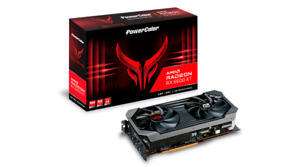 NEW PowerColor AMD Radeon RX 6600XT 8GB GDDR6 Red Devil PCI-E Video Card HDMI DP