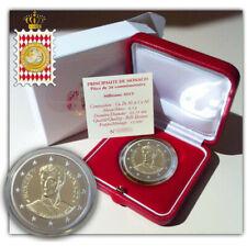 2 Euro Gedenkmünze Monaco 2019 PP / Proof Prinz Honore