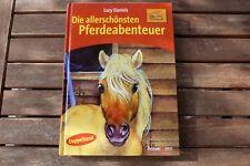 """Buch Mädchen Pferde"""" Die allerschönsten Pferdeabenteuer"""" Lucy Daniels Doppelband"""