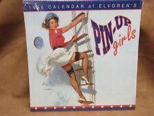 Gil Elvgren Pin-up Girls 1996 Calendar
