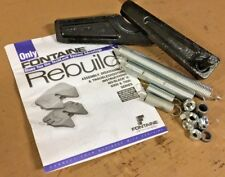 KIT-RPR-6000L Fontaine Minor Fifth Wheel Repair Kit - LH Release
