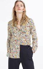 Zara Viscose Long Sleeve Tops & Shirts for Women