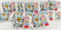 Complete Set Lot of 12 New Sealed Bags Disney Pixar Toy Story 4 Series 2 Minis #
