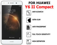HD CLEAR MATTE ANTI GLARE SCREEN PROTECTOR COVER FILM FOR HUAWEI Y6 II COMPACT