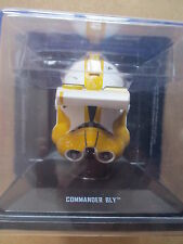 STAR WARS  1/5  CASQUE CASCO HELMET COMMANDER BLY