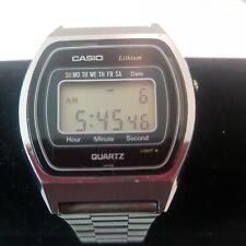 Casio111 QS-34 Vintage Retro Watch