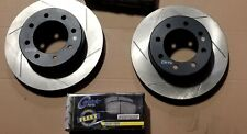 New StopTech Front Rotors 2013 4WD Dodge Ram 2500 126.67072CSR 126.67072CSL