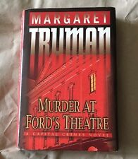 Capital Crimes: Murder at Ford's Theater Vol. 19 by Margaret Truman Hardcover