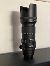 Sigma 70-200 1:2.8 APO DG HSM für Canon, mit Optical Stabilizer