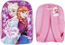 Disney Frozen Arch Backpack Children's School Bag 41cm Pink 1023ahv-6233t