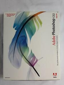 Adobe Photoshop CS2 Software Upgrade For Windows. CD, User Guide, Training Video