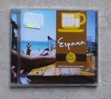 "CD AUDIO MUSIQUE / NU CAFE ""ESPANA"" 15T CD COMPILATION 2010 NEUF"
