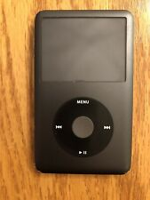 Apple iPod Classic 7th Generation Black 160Gb Mp3 Player.