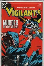 Vigilante #13 1984 Unused Warehouse Stock  Bagged Boarded Ref: B8.475
