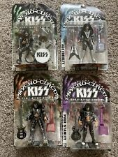 KISS Psycho Circus Tour Edition Action Figure set McFarlane Toys New!