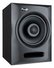 "Fluid Audio FX80 Aktiver Studiomonitor 100W 8"" Koxial Lautsprecher Class-D DSP"