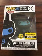 Funko Pop! Dc Justice League: Green Lantern Silhouette #09 Exclusive