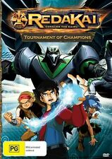 Redakai - Tournament Of Champions (DVD, 2012, Region 4) NEW & SEALED