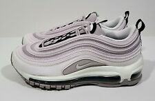 Nike Air Max 97 Womens Running Shoes Pale Pink Violet Ash Size 7