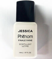 Jessica Phenom Finale Shine Nail Lacquer Top Coat 7-Free PHEN-000 0.47oz + GIFT