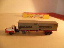 Espewe - Containerzug 20 Fuß - prima - 1:87 - OVP