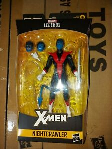 Marvel Legends Nightcrawler, X Men Wendigo Wave