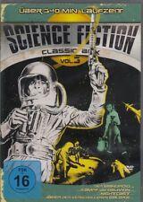 Science Fiction Classic Box - Vol. 3 - 4 Filme  [2 DVDs]NEU/OVP