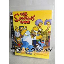 Jeu PS3 Les Simpsons Le Jeu - The Simpsons's Game - PlayStation 3 - EA