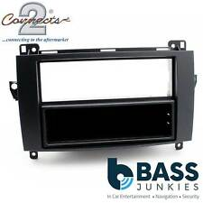 Connects2 Mercedes Benz Viano 2006 On Car Stereo Single Din Facia Panel
