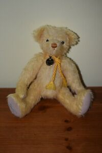 """DEAN'S LIMITED EDITION FULLY JOINTED BEAR - SHADWELL 2000 10"""" No 88"""