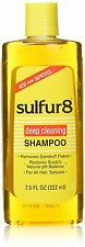 Sulfur 8 Deep Cleaning Medicated Shampoo 7.5 oz