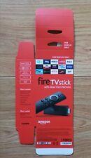 Amazon Firestick Firetvstick Box Only - Brand New